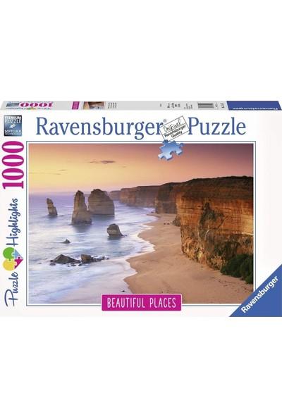 Ravensburger 1000 Parça Ocean Road Puzzle