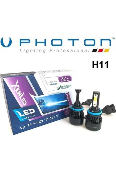 Photon Vw Golf 7 LED Xenon Sis Far Ampulü Photon Duo H11 Fardoktoru