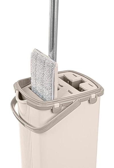 Flosoft Flora F400 Sihirli Tablet Mop Temizlik Seti