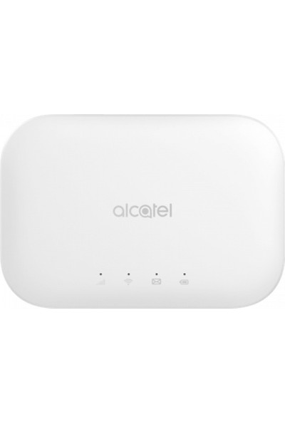 Alcatel Link Zone Wifi CAT 7 4G LTE Modem MW70VK Beyaz