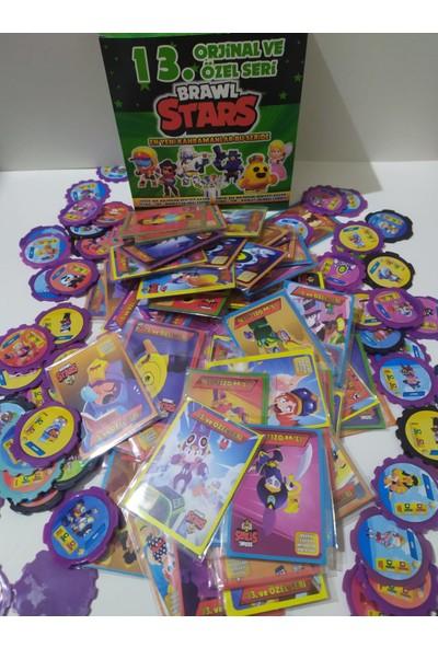 Brawl Stars 13. Özel Seri 300 'li Taso +120 Adet Brawl Stars Kart