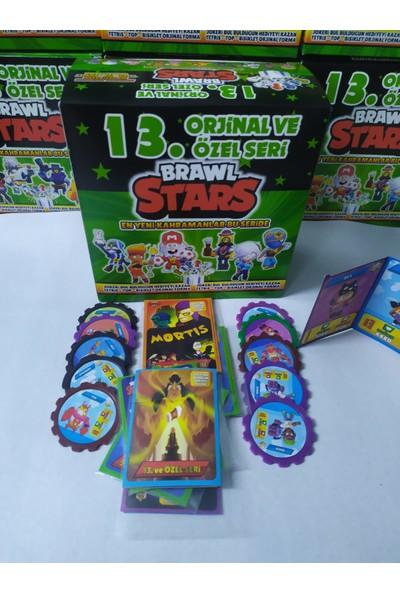 Brawl Stars 13. Seri 300'lü Kart +10 Adet Brawl Stars Taso