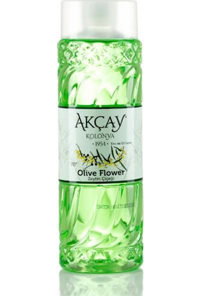 Akçay Plastik Şişe Zeytin Çiçeği Kolonyası 400 ml