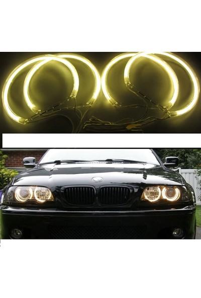 Femex Bmw E36 / E39 / E46 Ccfl Angel Eyes Encıl Halka Seti Sarı Renk