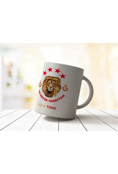 Sancak Galatasaray Taraftar Isimli Kupa Bardak