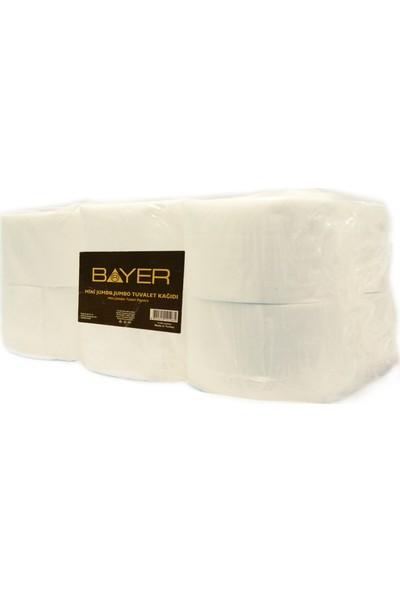 Bayer Mını Cımrı Mını Icten Cekmelı Tuvalet Kagıdı 150 mt x 12 Rulo 1800 Metre