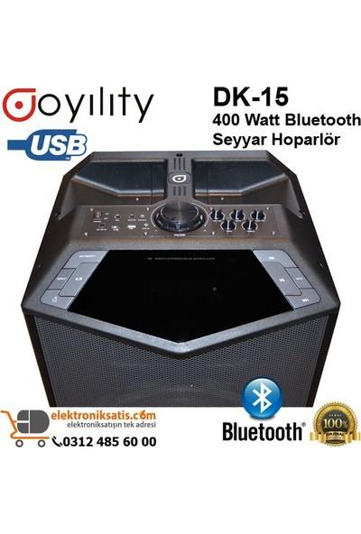 Oyility Dk-15 Bluetooth Seyyar Hoparlör