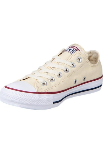Converse Chuck Taylor All Star Unisex Krem Sneaker (M9165)