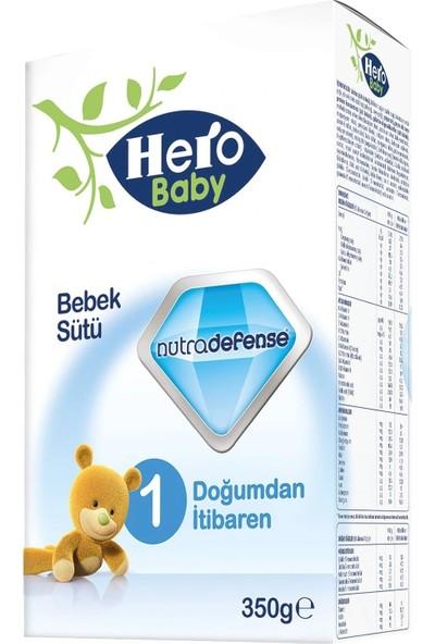 Hero Baby Nutradefense Bebek Maması 1 Numara Bebek Devam Sütü Biberon Maması