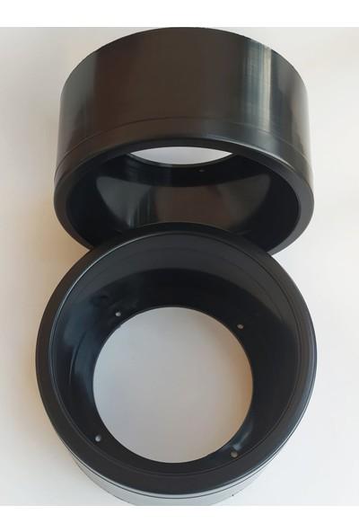 Arcars Hoparlör Altlığı Çap 20 Yüksek Model 2'li Takım