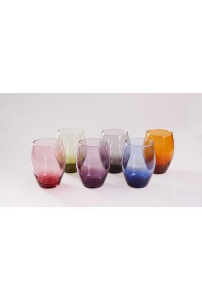 Bambum Inbow - 6'lı Meşrubat Bardağı 390 ml - B1947