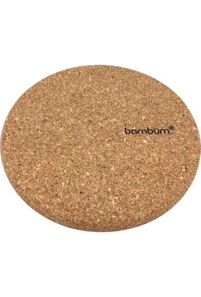 Bambum Kirmit - Mantar 6'lı Bardak Altlığı B0039