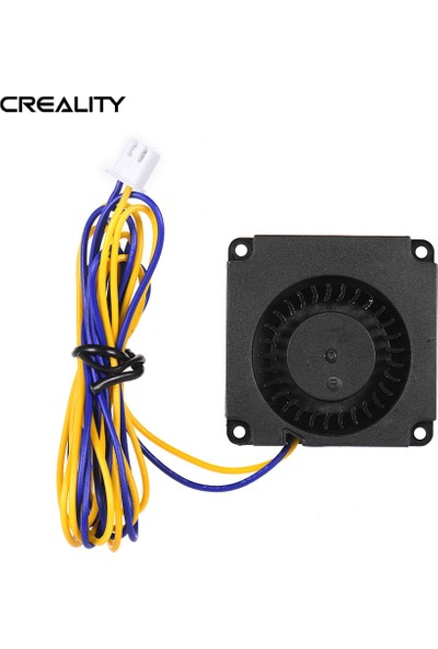 Creality 3D 4010 Fırçasız Blower Soğutma Fanı Turbo (Yurt Dışından)