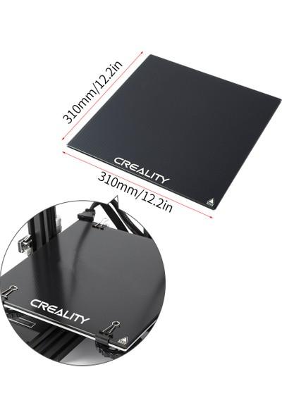 Creality 3D Cr-10 Ultrabase Cam Plaka Kendinden Yapışkanlı (Yurt Dışından)