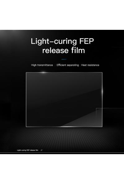 Creality 3D Profesyonel Işık Kür Fep Yayın Film Levha (Yurt Dışından)