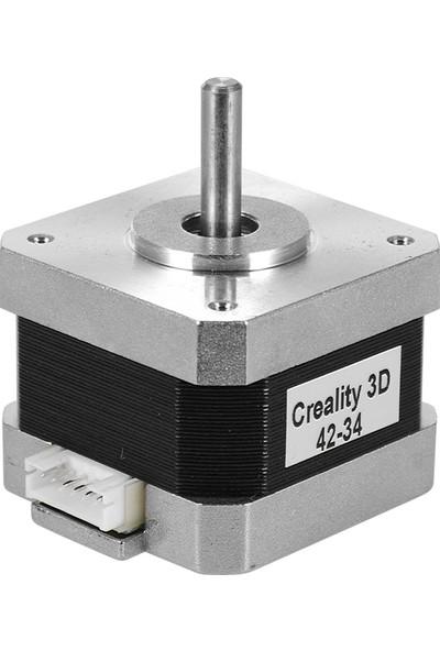 Creality 3D Yazıcı Step Step Motor 2 Faz 0.8A 3D Yazıcı (Yurt Dışından)