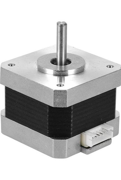 Creality 3D Yazıcı Step Step Motor 2 Faz 1A 1.8 Derece (Yurt Dışından)