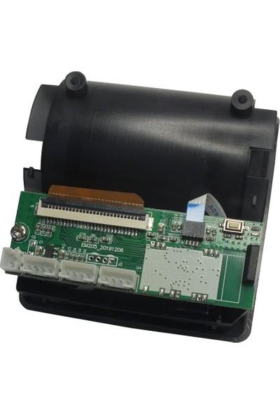 Goojprt QR203 Yazıcı Modülü 58 mm Düşük Gürültülü Doğrudan (Yurt Dışından)