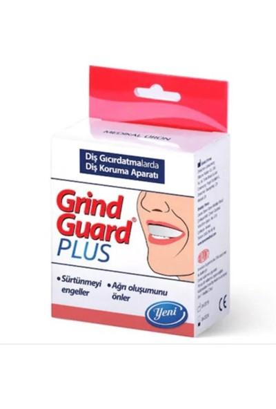 Grind Guard Plus Diş Koruma Aparatı Gece Plağı
