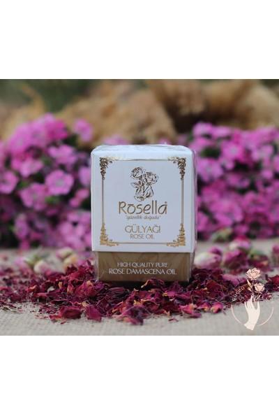 Rosella Hakiki Gül Yağı Rose Oıl 1gr