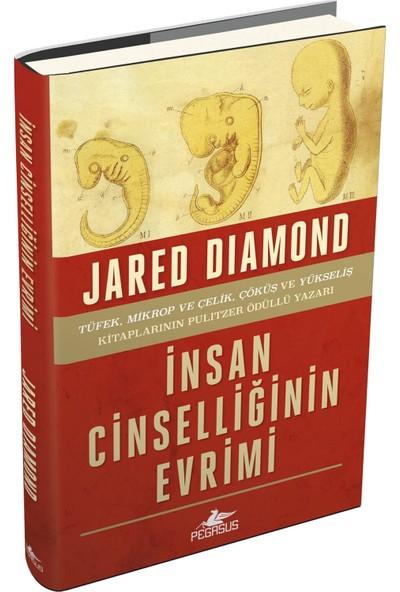Insan Cinselliğinin Evrimi (Ciltli) - Jared Diamond