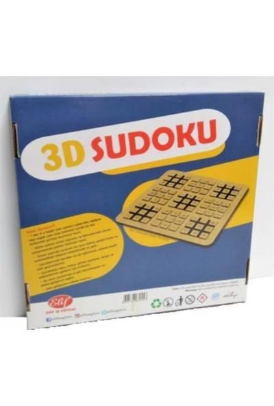 Elif İş Eğitimi 3D Sudoku - Akıl Zeka Oyunu -