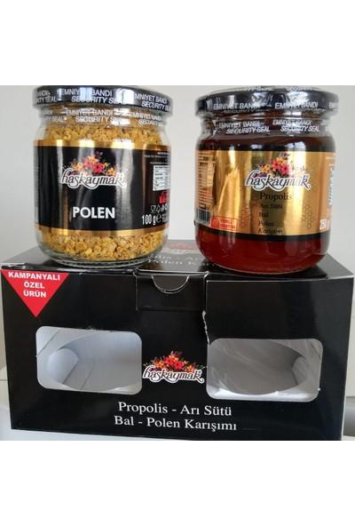 Haskaymak Propolis-Arı Sütü-Bal-Polen Karışımı