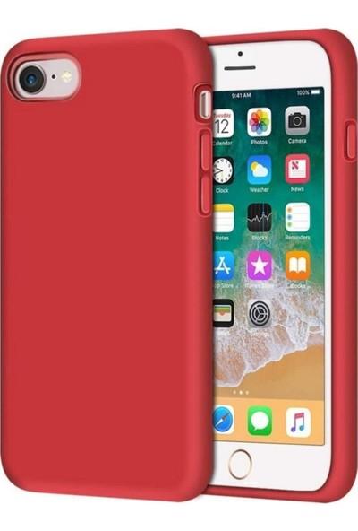 Coverest Apple Iphone 7 - 8 - Se 2020 Içi Kadife Lansman Silikon Kılıf