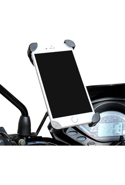 Vexo Telefon Tutucu Ayna Bağlantılı (Açık)