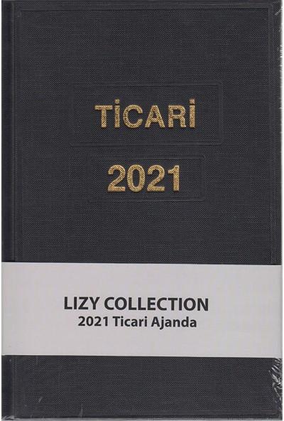 Lizy 2021 Ticari Ajanda