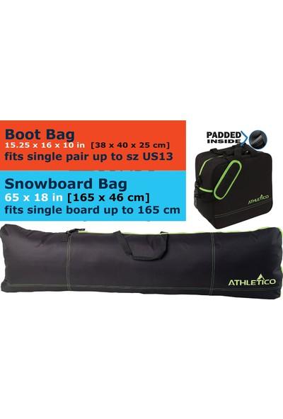 Athletico Yastıklı Snowboard ve Kask Çantası