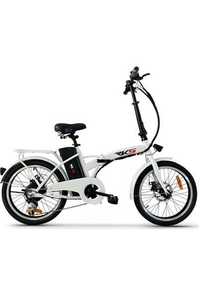 Rks Mx-25 Elektrikli Bisiklet (Beyaz)