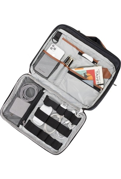 Plm Smartpack 15-16 Inç Laptop Çantası Siyah