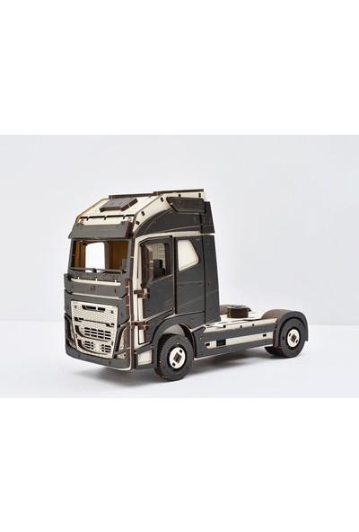 Pershang 3D Ahşap Volvo Tır