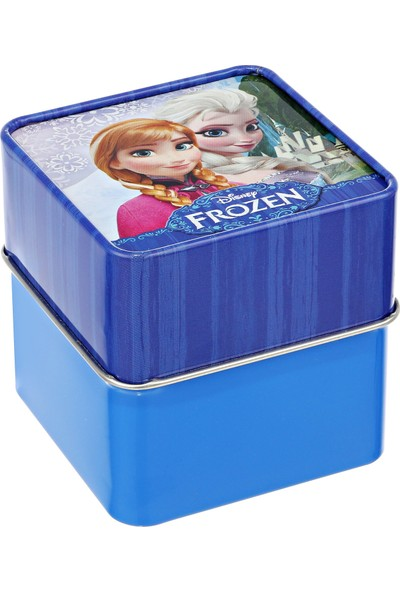 Disney Frozen Anna And Elsa Çocuk Saati