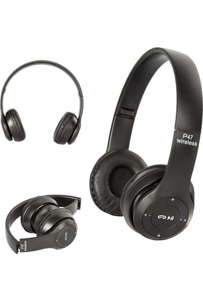 I-Stone P47 Kablosuz Kulak Üstü Kulaklık 5.0 + Edr