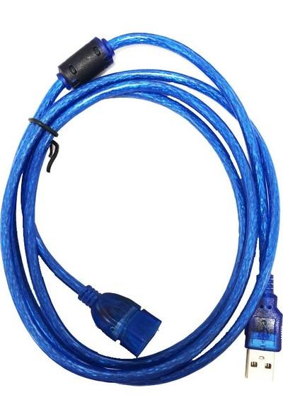 Rose RC-330 USB 2.0 Uzatma Kablosu - 1,5m