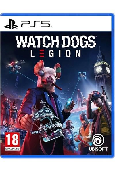 Watch Dogs Legion PS5 Oyun