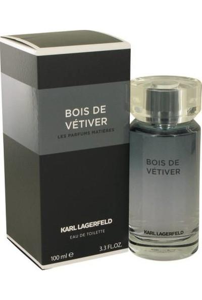 Karl Lagerfeld Bois De Vetiver Edt 100 ml Erkek Parfüm