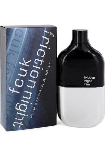 Fcuk Friction Night Edt 100 ml Erkek Parfüm