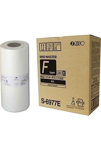 Riso S-6977 Master (Adet Fiyatıdır)