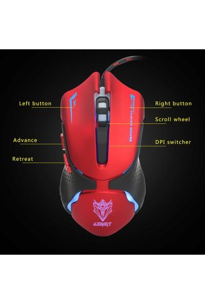 Osmart M30 RGB Kablolu Mouse