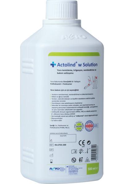 Acto Yara Bakım Solüsyonu Actolind W Solution 500 ml