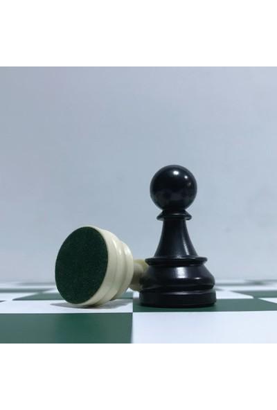DGT Katlanır Zeminli Dgt Satranç Takımı ( 86 mm ) - Dgt 1001