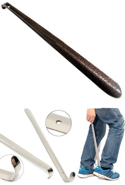 Leva House Metal Ayakkabı Çekeceği Kerata Çekçek Çekecek (65 Cm)