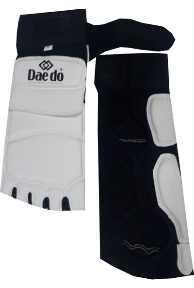 Daedo Taekwondo Ayaküstü & Dae Do Taekwondo Ayak Koruyucu