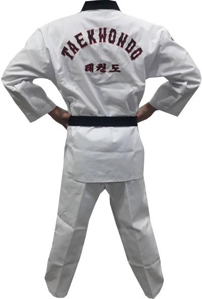 Daedo Taekwondo Elbisesi & Dae Do Siyah Yaka