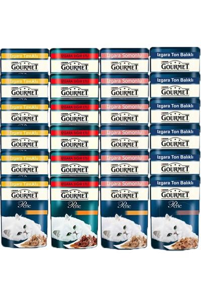 Pro Plan Gourmer Perle Karışık Kedi Konservesi 24 Adet