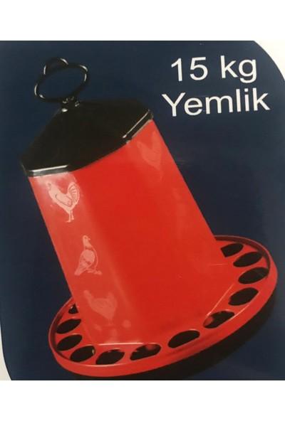 Krm 15 Kg'lık Yemlik