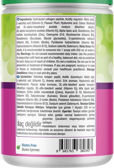 Nature's Supreme Beauty Collagen Powder 360 gr